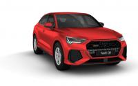 Audi RS Q3 Sportback Sports Utility Vehicle