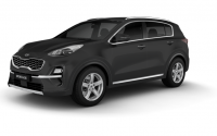 Kia Sportage Sports Utility Vehicle