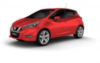 Nissan Micra Schräghecklimousine