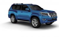 Toyota Land Cruiser Sports Utility Vehicle