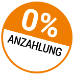 0% Anzahlung