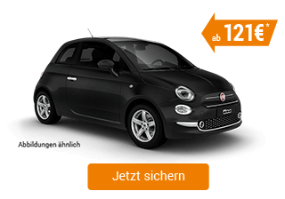 Black Leasing Friday: Fiat 500