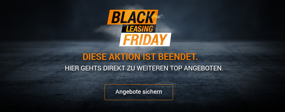 Beendet: Black Leasing Friday