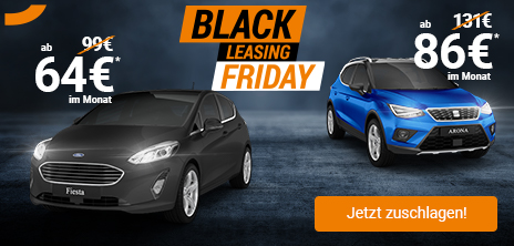 Black Leasing Friday Angebote