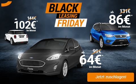 Black Leasing Friday