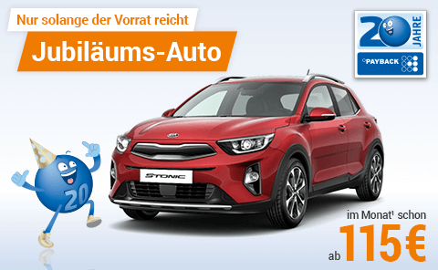 PAYBACK Aktions Angebot Kia Stonic