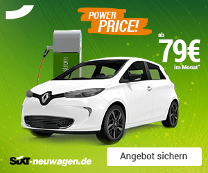 Power Price Renault Zoe