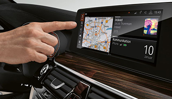BMW 5er Touring Navigation