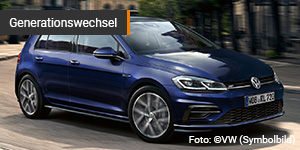 VW Golf – 8.Generation
