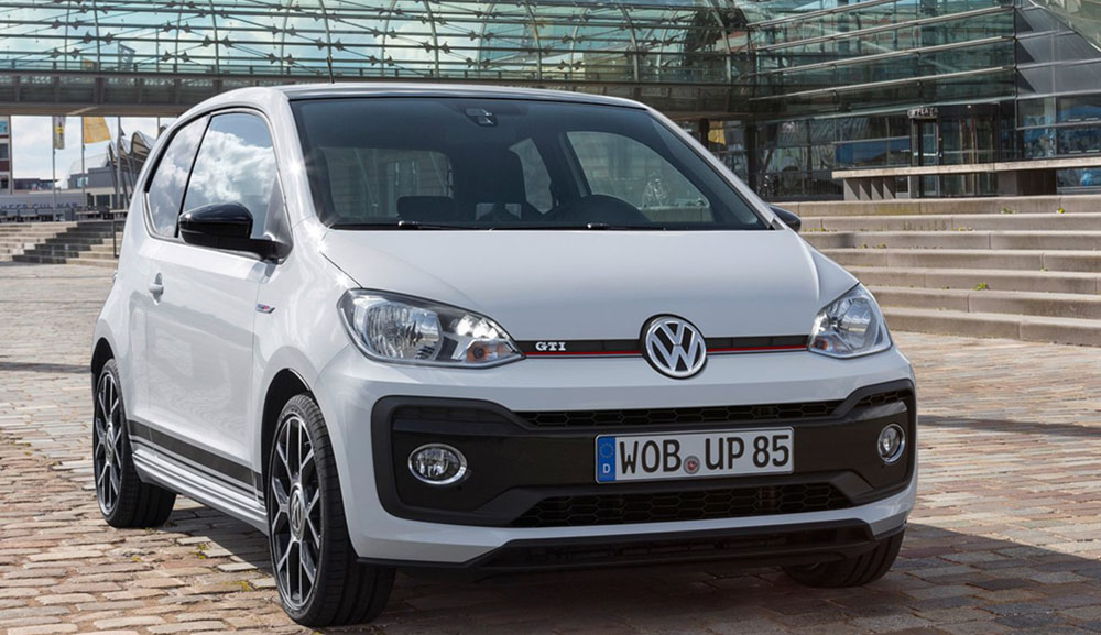 VW up! GTI Front