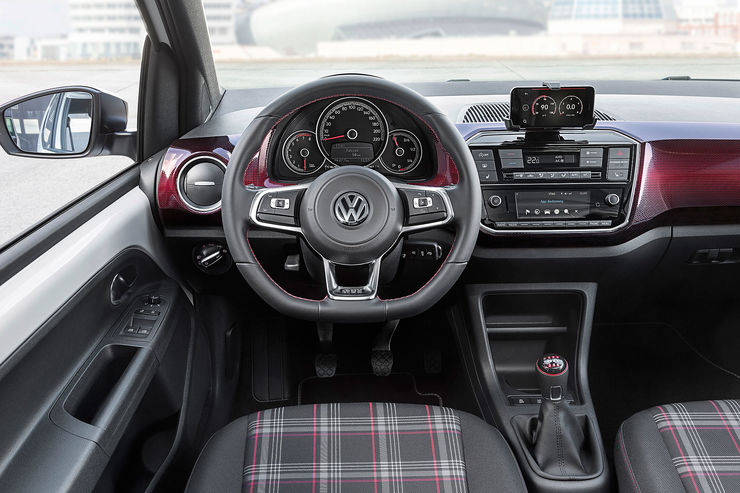 VW Up! GTI Interieur