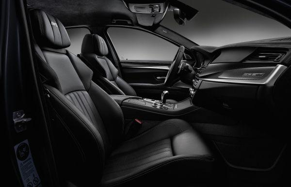 BMW M5 Competition Edition Interieur vorn