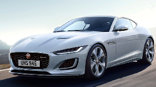 Jaguar F-Type (Facelift)