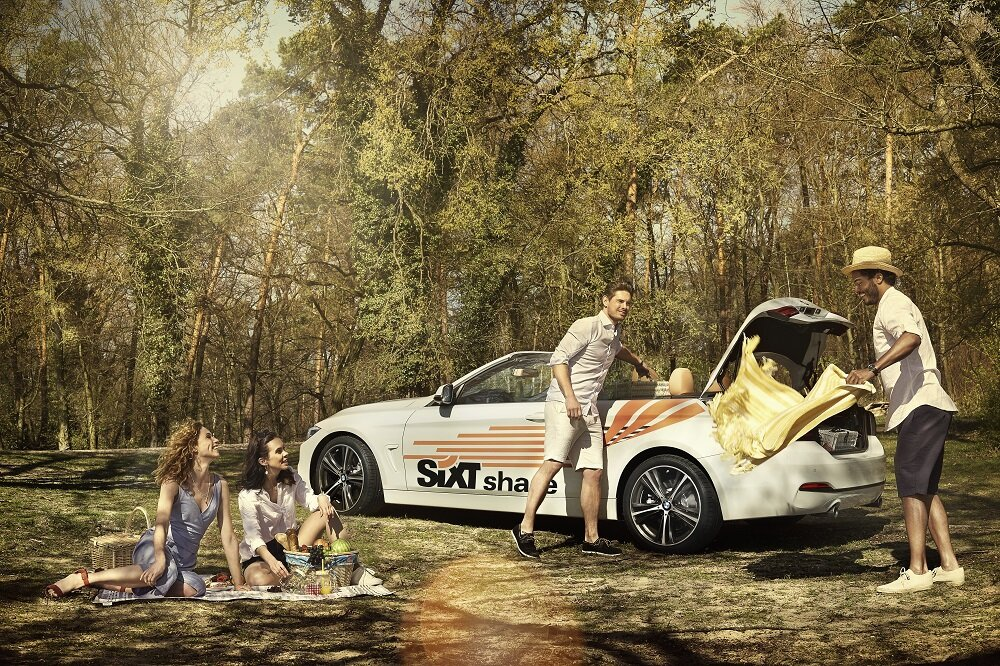 Sixt Share Picnic