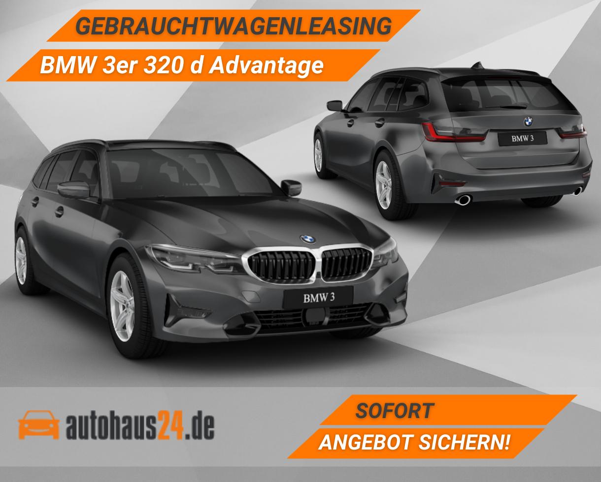 BMW 3er Gebrauchtwagen Leasing und Finanzierung
