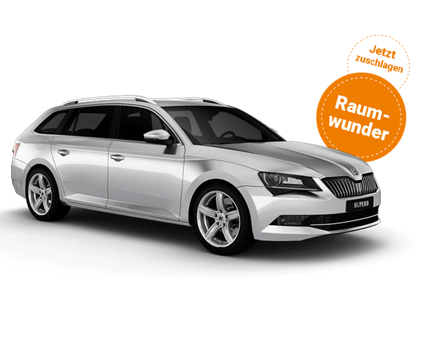 Skoda Superb Combi Deal Neuwagen