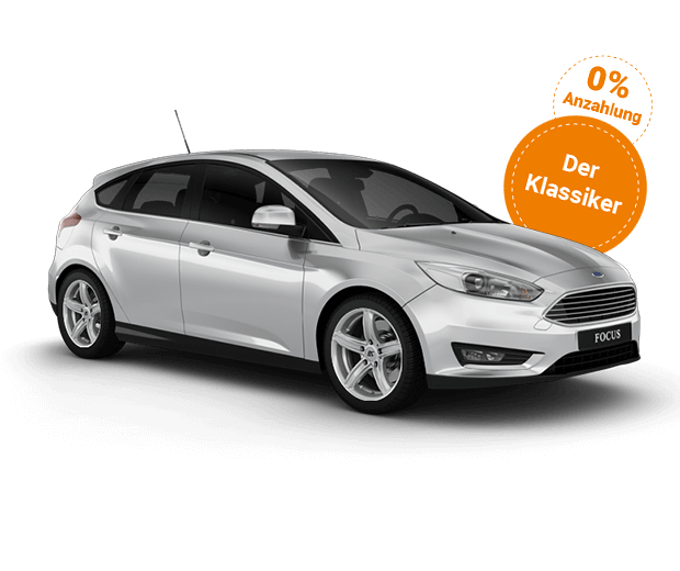 Ford Focus Top Angebot Neuwagen
