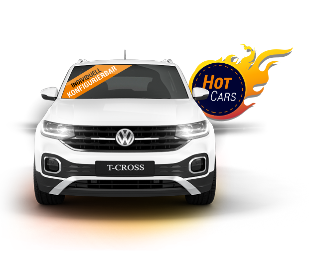 VW T-Cross HotCars Angebot