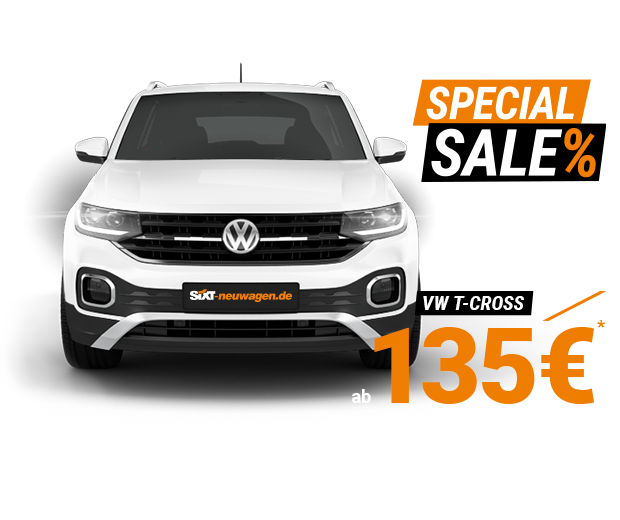 Special Sale VW T-Cross