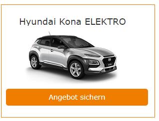 Hyundai Kona Elektro Leasing