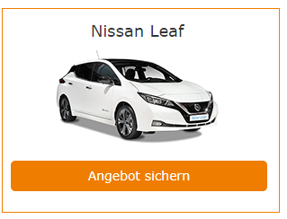 Nissan Leaf Neuwagen