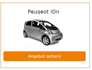 Peugeot Ion Neuwagen